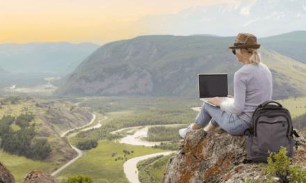 Vivo,viaggio,lavoro. Sono un nomade digitale