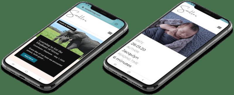 Sorelle Iphone