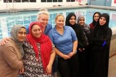 WAI Womens swimming Cameron 2015 PG