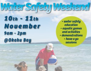 Water Safety Weekend 2018