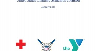 United States Lifeguard Standards Report