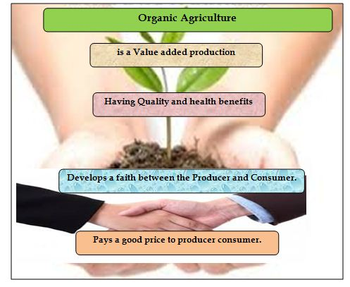 Organic Agriculture - for quality life