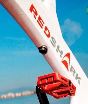 redshark genießen Fahrrad