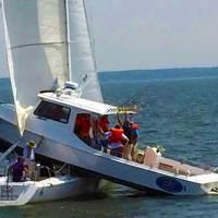 Collision on the Chesapeake