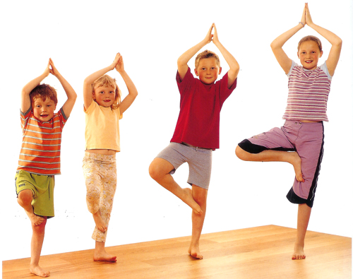 Image result for kids yoga
