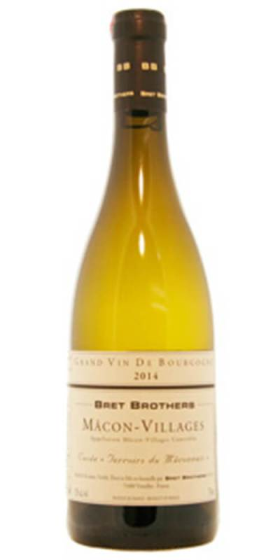 Bret Brothers Macon-Villages Terroirs du Maconnais 2016
