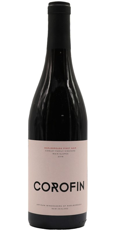 Corofin Cowley Family Vineyard Pinot Noir 2016