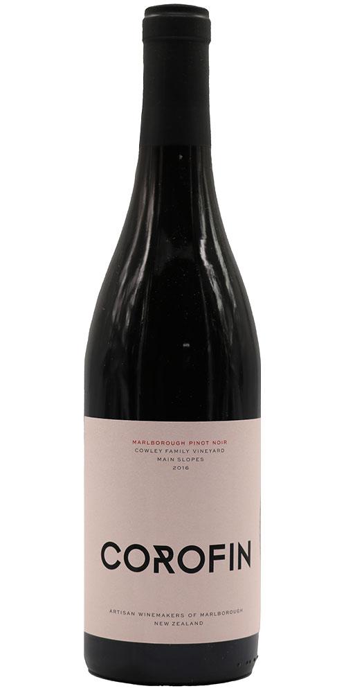 Corofin Cowley Family Vineyard Pinot Noir 2016