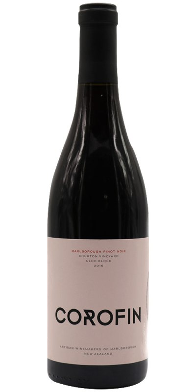 Corofin Churton Vineyard Pinot Noir 2016