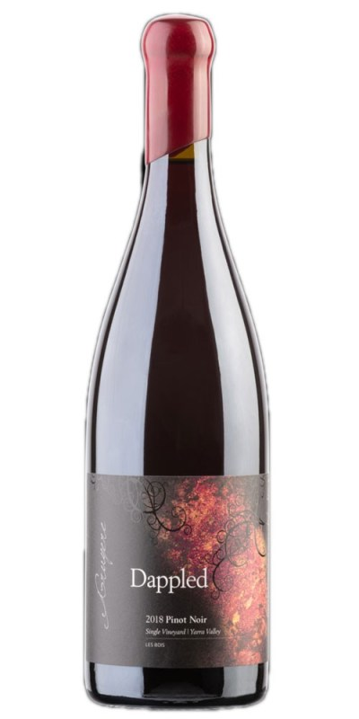 Dappled Single Vineyard Pinot Noir Les Bois 2018
