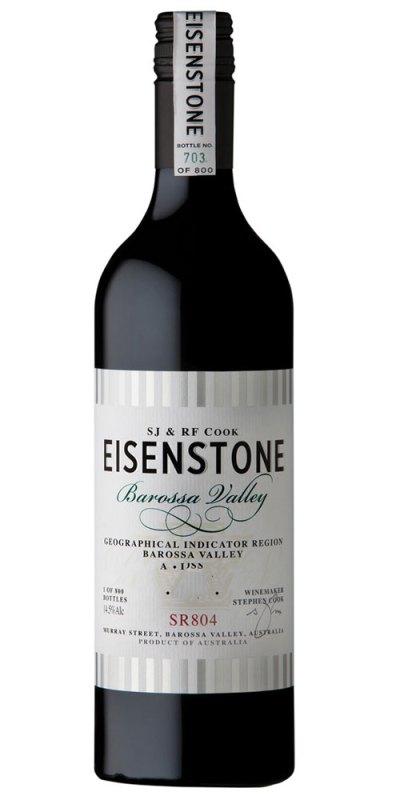 Eisenstone Roennefldt Vineyard Marananga Shiraz 2019