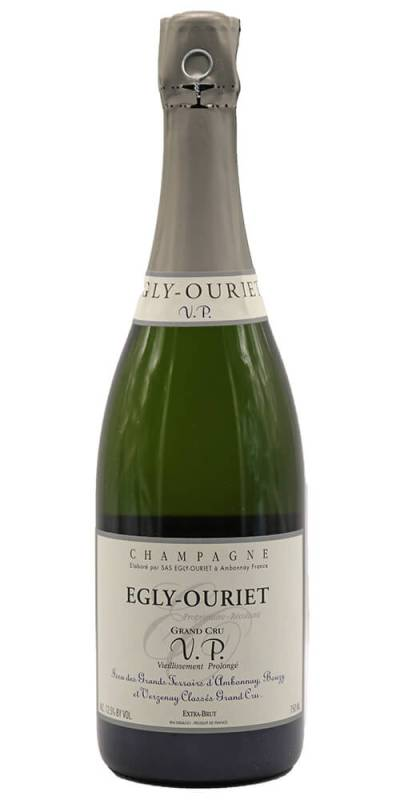 Egly-Ouriet Grand Cru Extra Brut VP NV (Base 09. Disg. May 2017)