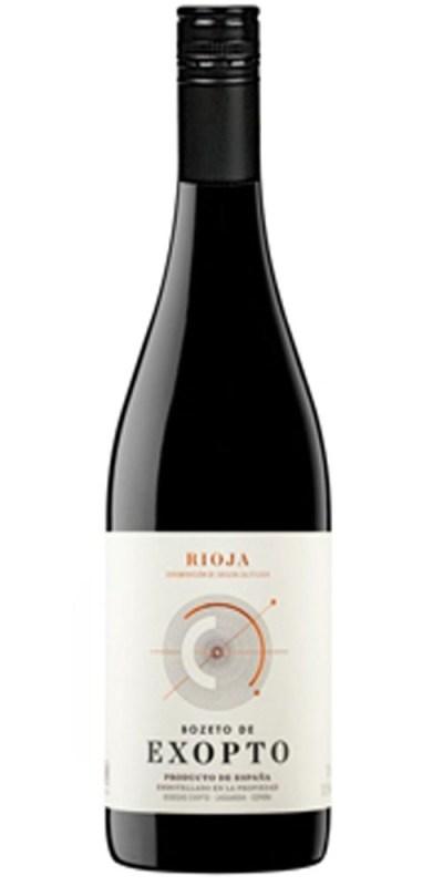 Bodegas Exopto Rioja Bozeto de Exopto 2017