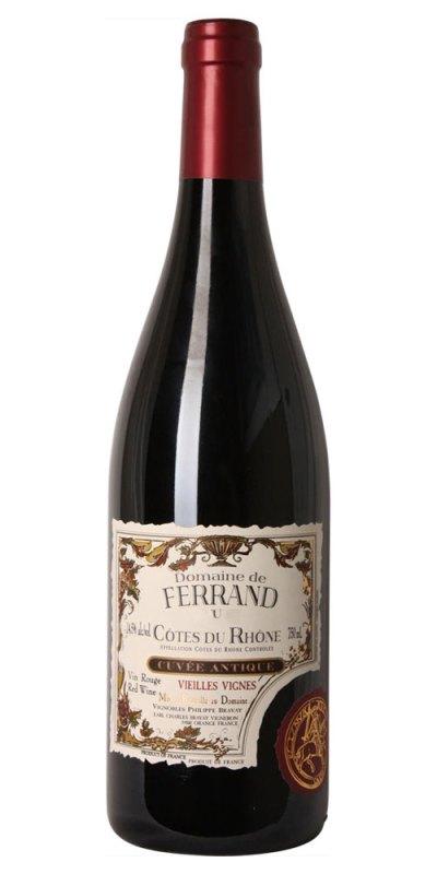 Domaine de Ferrand Vieilles Vignes 2018s Vignes 2018