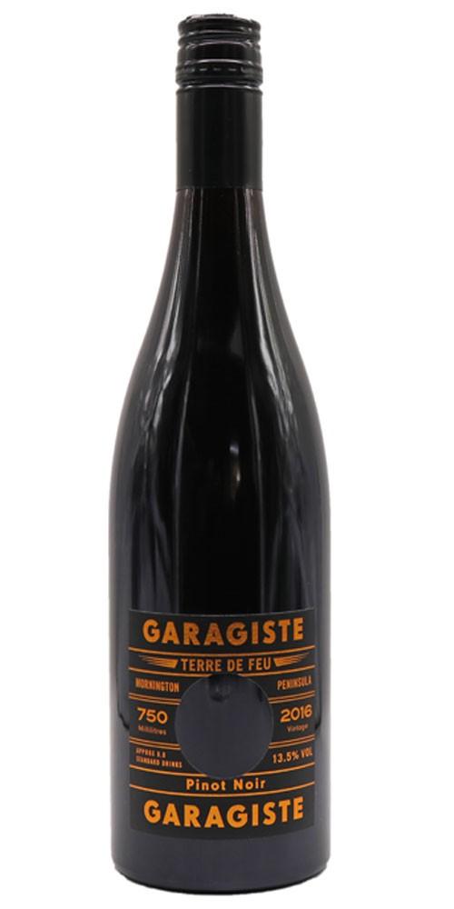 Garagiste Terre de Feu Pinot Noir 2017