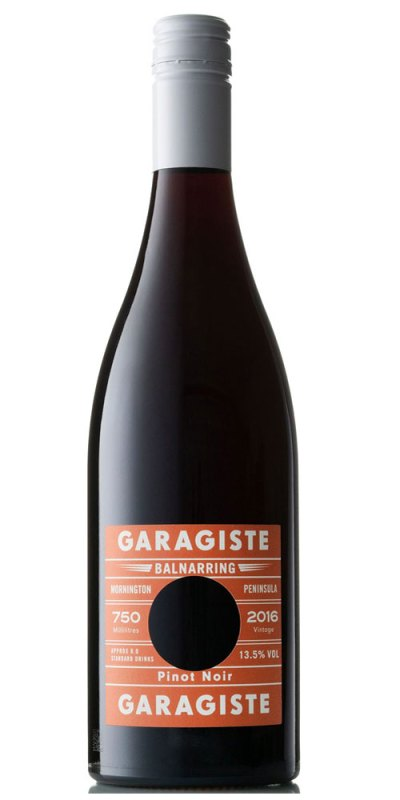 Garagiste Balnarring Pinot Noir 2019