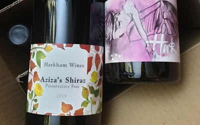 Harkham Wines – New Release Rose and Shiraz