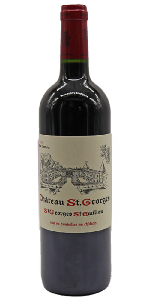 Chateau St Georges 2016
