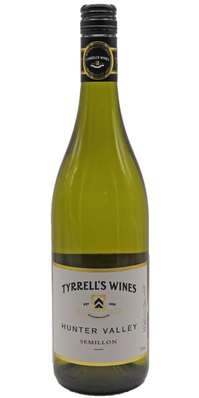 Tyrrell's Hunter Valley Semillon 2019