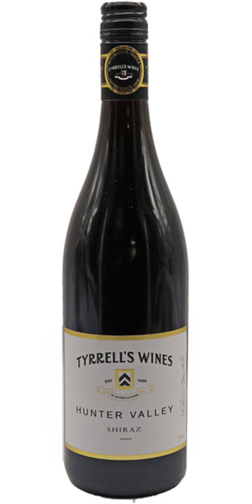 Tyrrell's Hunter Valley Shiraz 2018