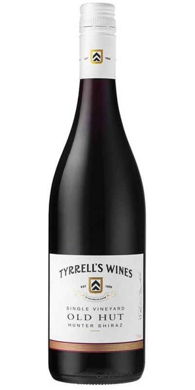 Tyrrell's Old Hut Shiraz 2017