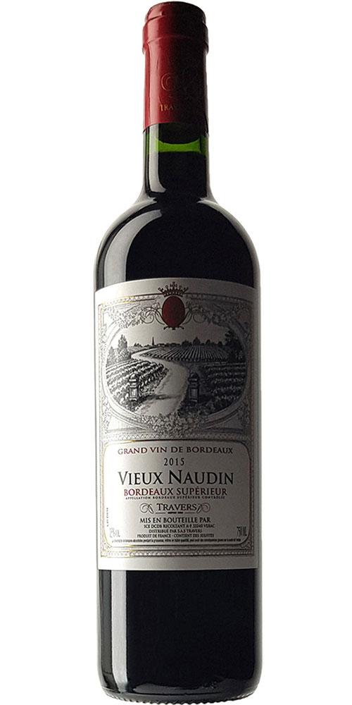Vieux Naudin Bordeaux Superieur 2015