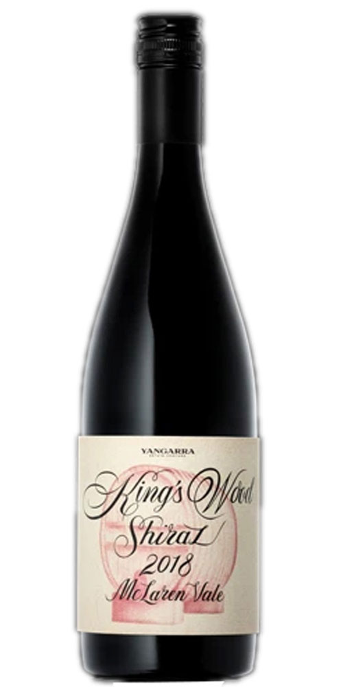 Yangarra King's Wood Shiraz 2018