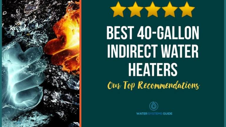 40-Gallon Indirect Water Heaters