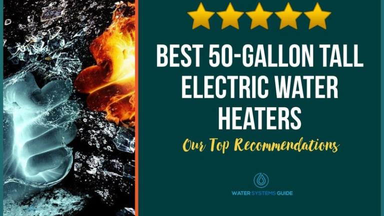 Best 50-Gallon Tall Electric Water Heaters