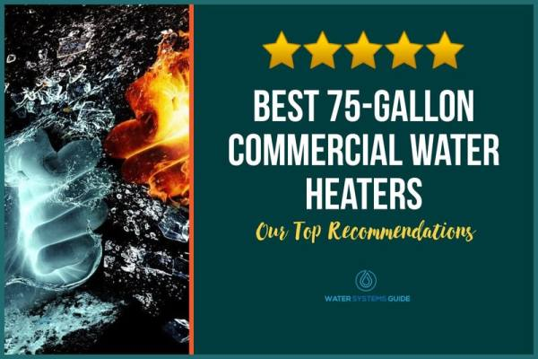 Top 10 Best 75-Gallon Commercial Water Heaters (2021 Review)🥇