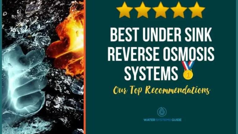 Best Under Sink RO Systems
