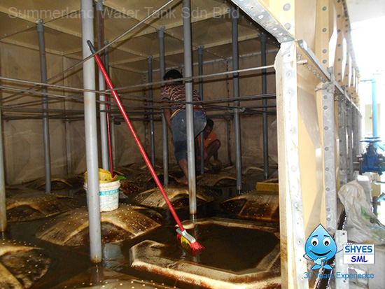 Water Tank Cleaning Services Malaysia