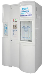 Sparkling Water Vending Machine