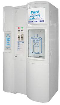 Sparkling Purified Water Machine