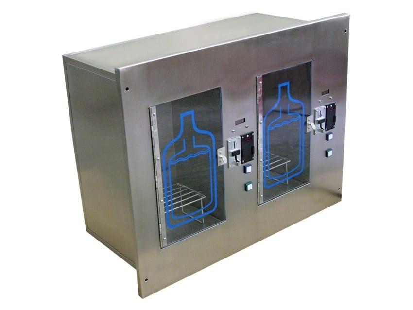 New Model Dual Wall Mount Vending Machine