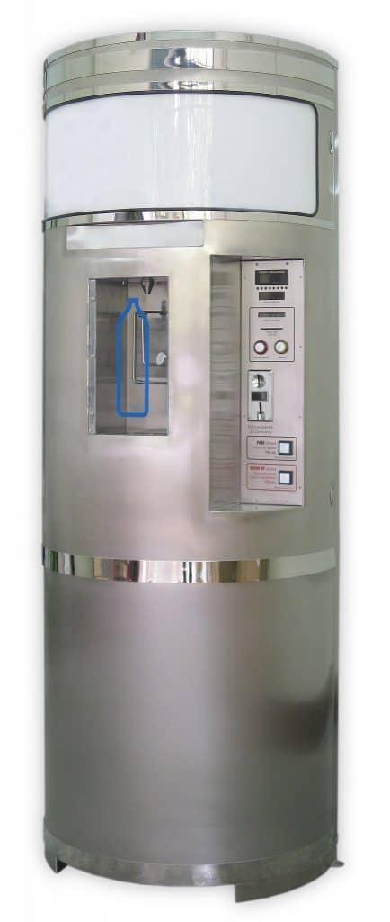 Stainless Steel Water Vending Machine