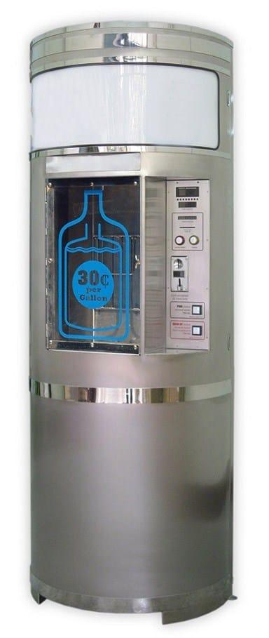 Water Machine Stainless Steel