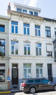 Baudelostraat 73. Foto Michel Vuijlsteke, juli 2016