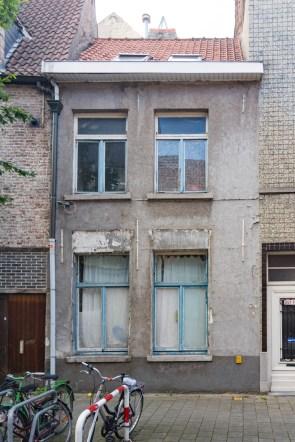 Gelukstraat 27. Foto Michel Vuijlsteke, juli 2016