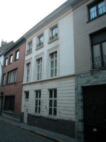 Baudelostraat 55. Foto: Dirk Bonquet, juni 2003.