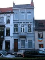Baudelostraat 77. Foto: Dirk Boncquet, juni 2003.