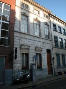 Gelukstraat 20. Foto: Dirk Boncquet, juni 2003.