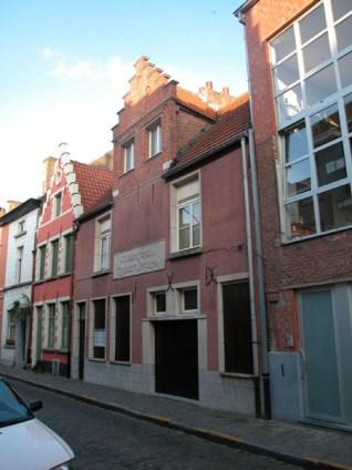 Gelukstraat 24-. Foto: Dirk Boncquet, juni 2003.