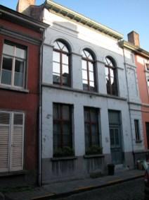 Gelukstraat 32. Foto: Dirk Boncquet, juni 2003.