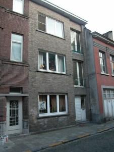 Gelukstraat 36. Foto: Dirk Boncquet, juni 2003.