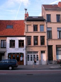 Ottogracht 46. Foto: Dirk Boncquet, juni 2003.