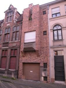 Sint-Katelijnestraat 13. Foto: Dirk Boncquet, juni 2003.