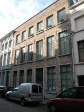 Sint-Katelijnestraat 16-22. Foto: Dirk Boncquet, juni 2003.