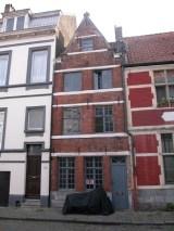 Sint-Katelijnestraat 21. Foto: Dirk Boncquet, juni 2003.