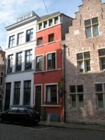 Sint-Katelijnestraat 4. Foto: Dirk Boncquet, juni 2003.